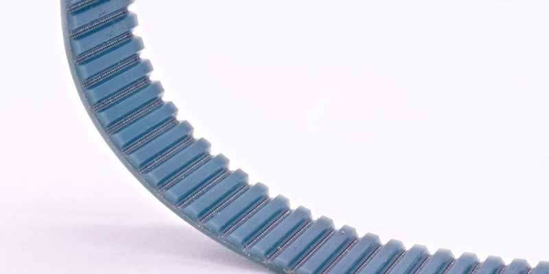 double-molded-pu-timing-belt
